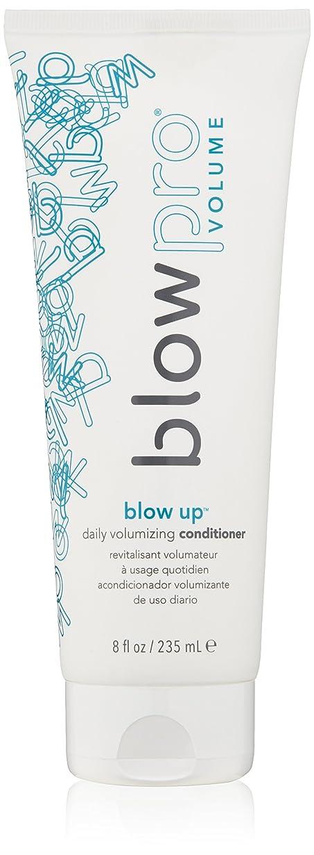 拡張周り床を掃除するby BlowPro BLOW UP-DAILY VOLUMIZING CONDITIONER 8 OZ by BLOWPRO