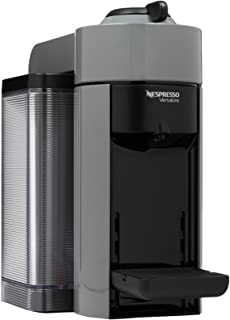 Nespresso GCC1-US-GR-NE VertuoLine Evoluo Coffee and Espresso Maker, Grey (Discontinued Model)