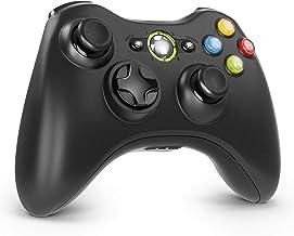 DDiswoee Xbox 360 Wireless Controller, Wireless Game Controller met verbeterd ergonomisch design Joypad, Gamepad Wireless ...
