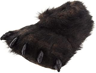 Best wolf paw slippers Reviews