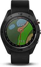 $279 » Garmin Approach S60, Premium GPS Golf Watch with Touchscreen Display and Full Color CourseView Mapping, Black w/Silicone B...