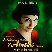 Le Fabuleux Destin D'Amelie Poulain Amélie  Original Soundtrack