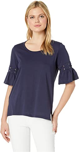 e86a9a64e MICHAEL Michael Kors. Metal Ring Top. $42.99MSRP: $78.00. True Navy