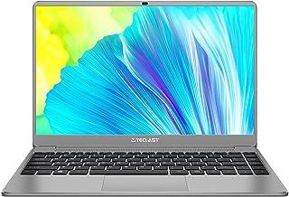 TECLAST F7 Plus 3ノートパソコン 14インチ ノートPC,インテルCeleron N4120,メモリ 8GB / SSD 256GB,Win10搭載 薄型軽量PC,1920*1080 FHD/IPS広視野角,Mini-HDMI...
