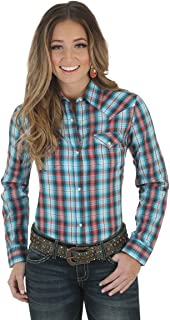 Wrangler LW001RA Women's Western Fashion Shirt