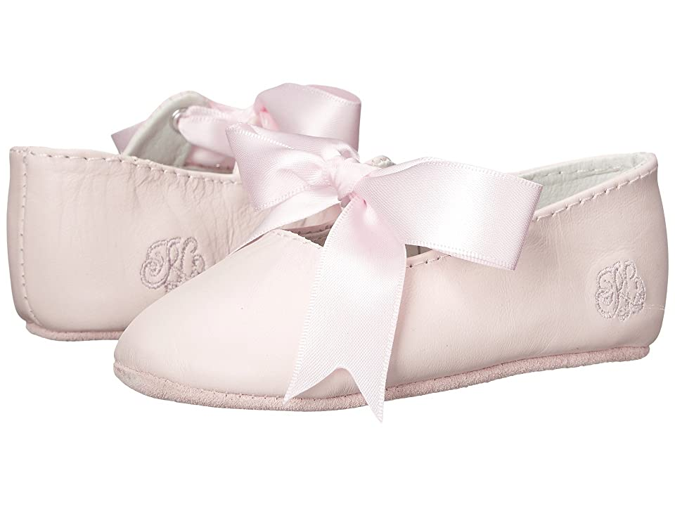 Polo Ralph Lauren Kids Briley (Infant/Toddler) (Pink Lambskin) Girls Shoes