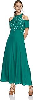 Styleville.in Women's Skater Maxi Dress