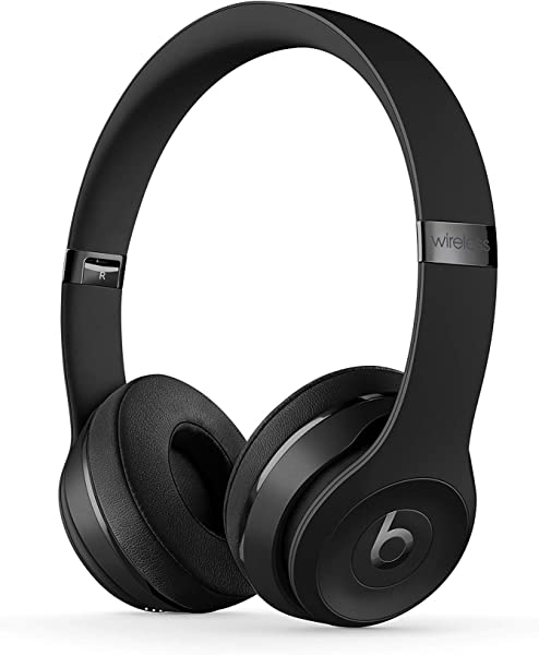 Beats Solo3 Wireless On Ear Headphones Matte Black
