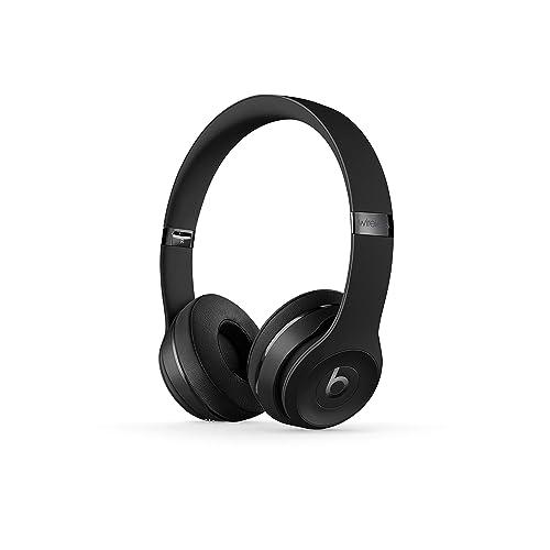 Beats Solo3 Wireless On-Ear Headphones - Black e2e22e751756