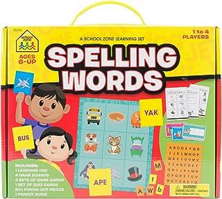 School Zone Spelling Words Learning Set (43494526)