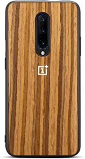 For OnePlus 7 ultra-thin wood mobile phone case