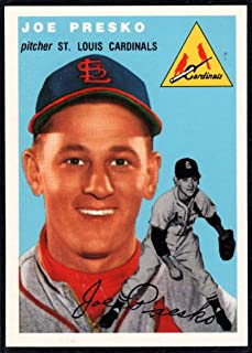 Baseball MLB 1994 Topps Archives 1954#135 Joe Presko #135 NM Cardinals