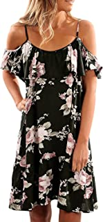 Best off the shoulder dress with straps Reviews