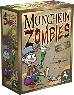 Pegasus Spiele 17138G – Munchkin zombies 1 2