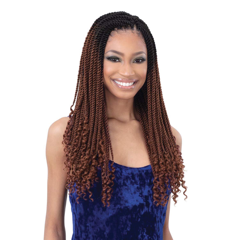 FreeTress Crochet Braids 3X Gorgeous 18