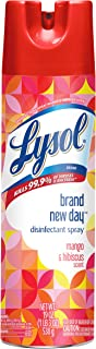 Lysol Lysol Disinfectant Spray, Mango & Hibiscus, 19 Ounce