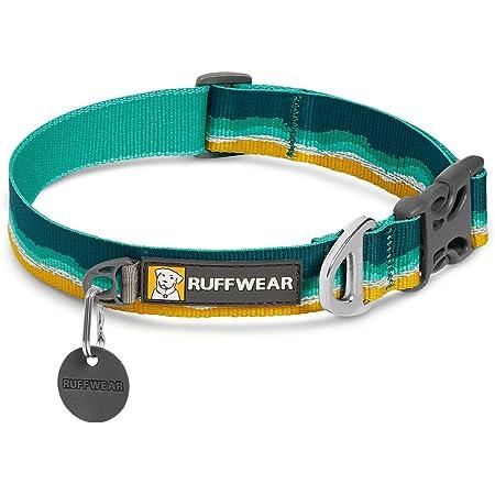 RUFFWEAR, Crag Dog Collar, Reflective and Comfortable Collar for Everyday Use