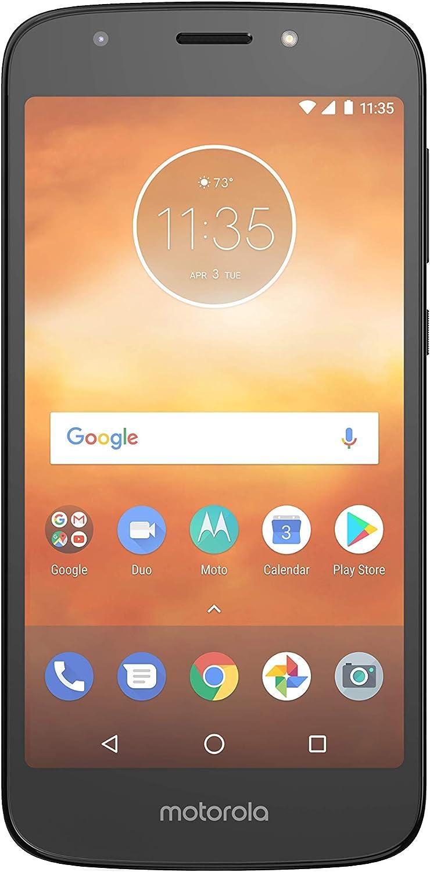 Jacksonville Mall Motorola e5 Play Black Smartphone 16GB quality assurance