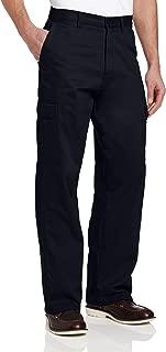 Best 100 cotton navy blue work pants Reviews