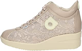 Agile By Rucoline Trainers Womens Beige