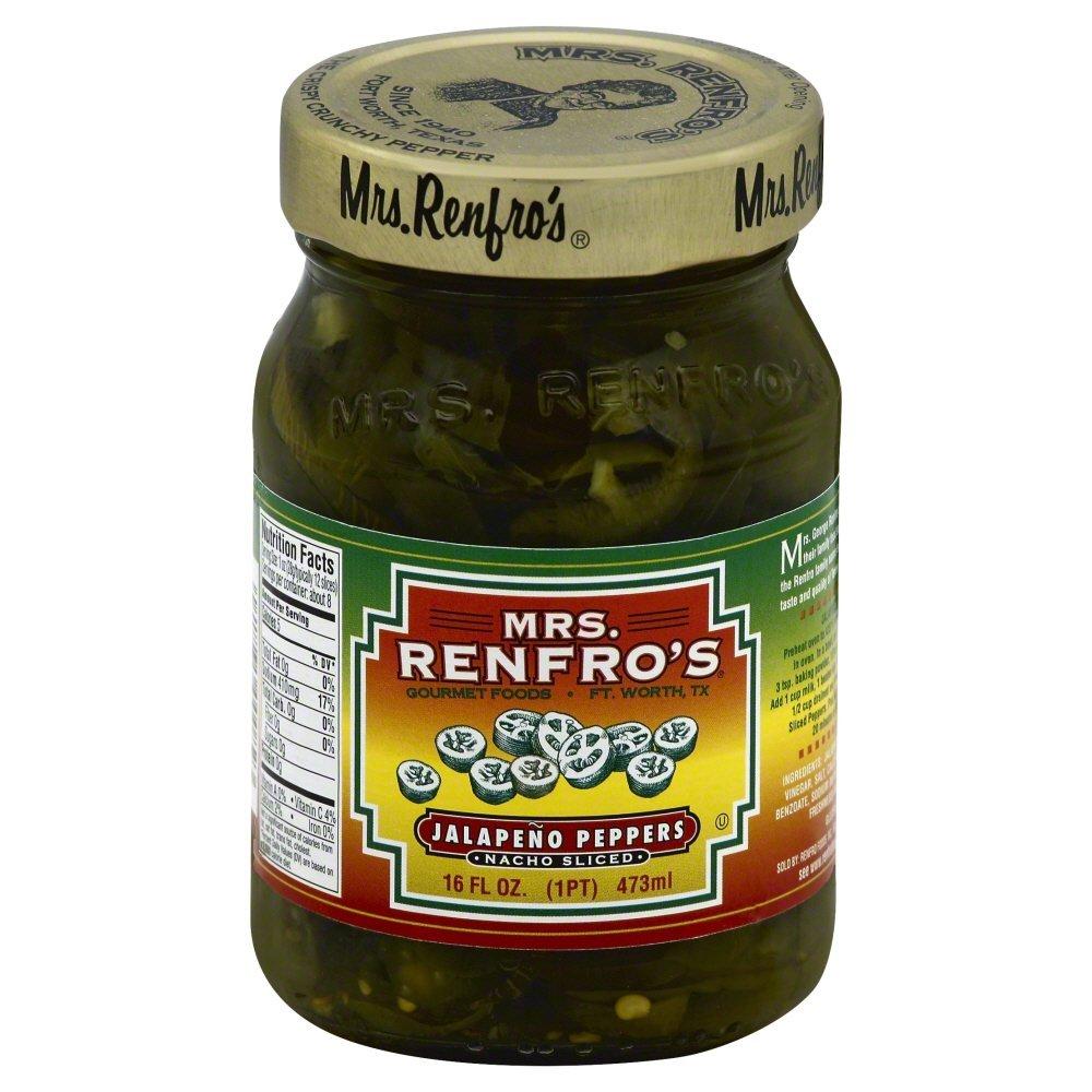 Mrs Quality inspection Renfro Pepper Outstanding Jalapeno Slcd