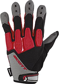 Scott Sports Mens Superstitous d3o Full Finger Cycling Gloves - 227998