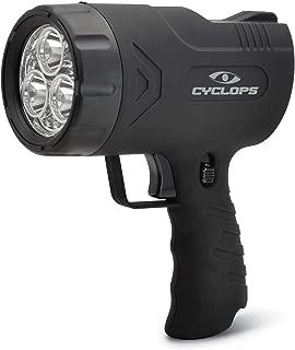 Cyclops SIRIUS 500 Lumen Handheld Spotlight w/6 LED Lights - Lithium Battery