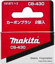 Makita 191971-3 szczotka węglowa CB 430, do pełnej mocy silników wysokiej jakości
