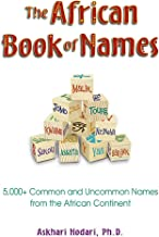 Best the book of african names Reviews
