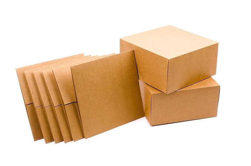Hallmark Gift Boxes, Square (Pack of 5) sqtwlr79454