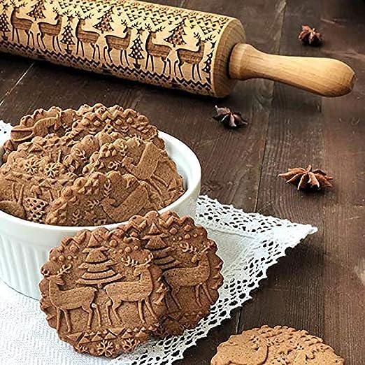 Keksrollen Aus Holz 15