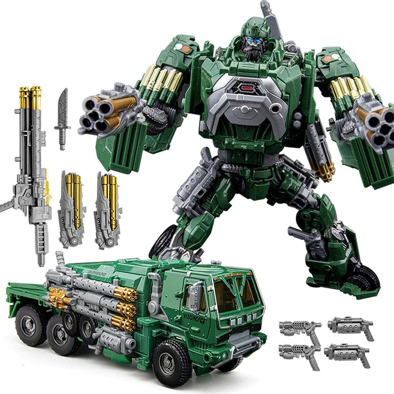 Heroes Rescue Bots , LKW-Verformungsroboter, Panzerfahrzeug-Verformungsroboter, Flugzeugverformungsroboter und Modell, Geschenk für Kinderauto-Verformungsroboter (Farbe   1)