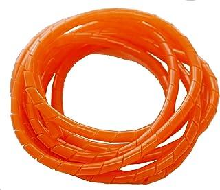 ポッシュ(POSH) スパイラルチューブ オレンジ 2m 801306