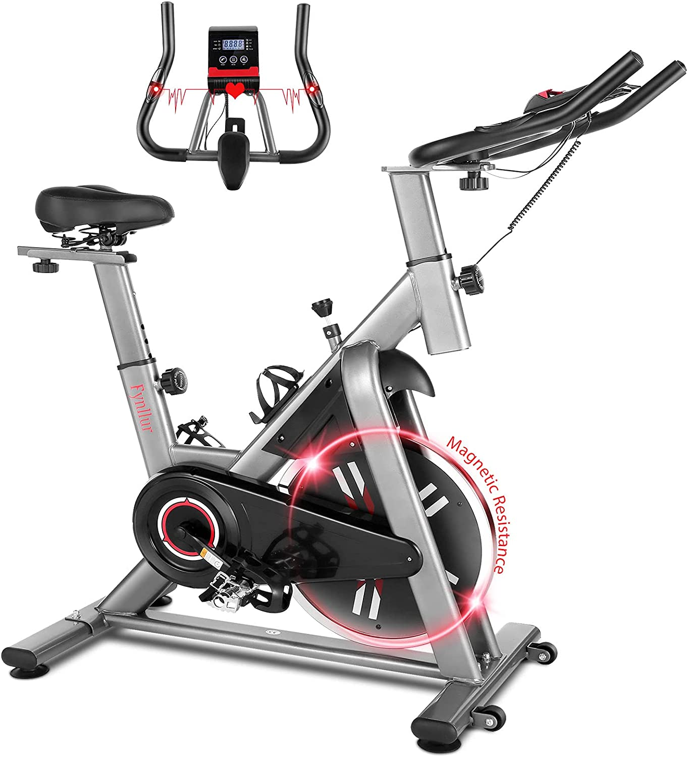 Fynllur Exercise Bike supreme Indoor Cycling Station 1 year warranty Fitness