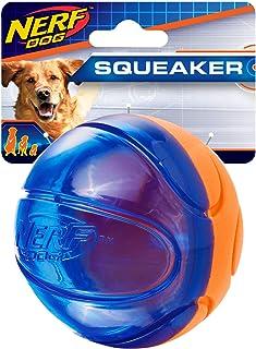3.25in TPR / Foam Squeak Basketball - Blue/Orange