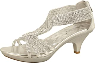 Best delicacy silver shoes Reviews