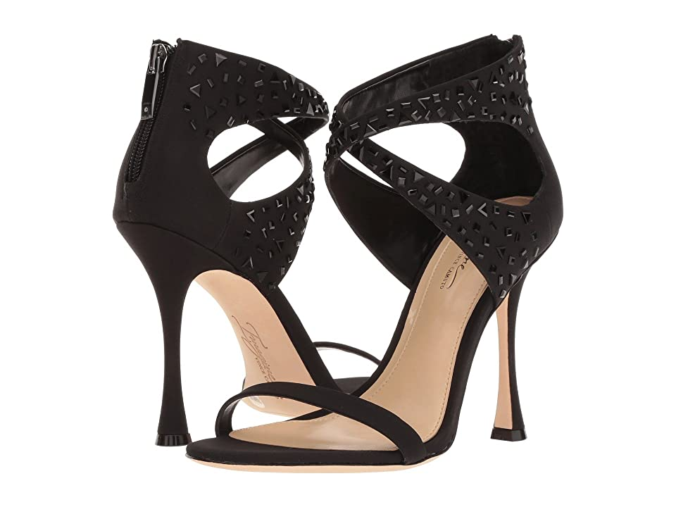 Imagine Vince Camuto Ramel (Black Crepe) High Heels