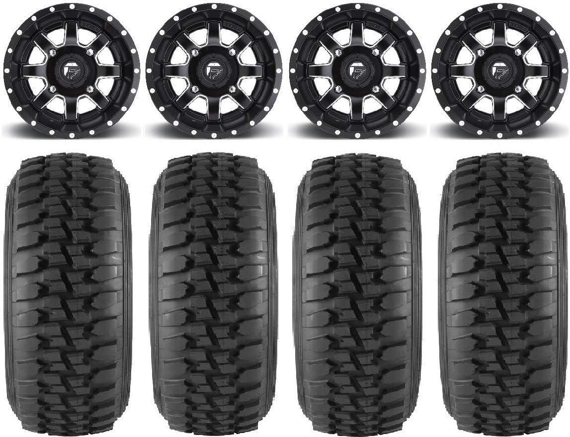 Bundle - Large discharge sale 9 Items: Fuel supreme Maverick Black Soft DS Wheels Tir 32