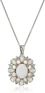 Best opal and sapphire pendant Reviews