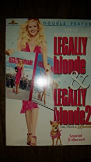 Legally Blonde/Legally Blonde 2:Red, White, and Blonde
