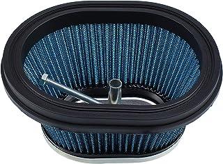 Yerbay Air Filter for Yamaha Blaster YFS200 88-06// Breeze 125 YFA1 89-04// Grizzly YFM125 04-13// Raptor YFM125R 11-13// Raptor YFM250R 08-13 2XJ-14451-00-00 2XT-14451-00-00