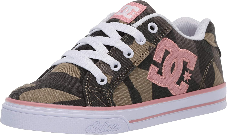 DC Kids' Chelsea Tx Se Skate Shoe