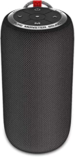 Monster Bluetooth Speaker, Superstar S310 Portable Bluetooth Speakers 5.0 with TWS Pairing Deliver Rich Bass, Dynamic Ster...