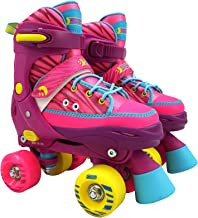 Best Sporting Rollschuhe für Kinder ab 5 Jahren, Größe verstellbar, ABEC 7 Carbon,..