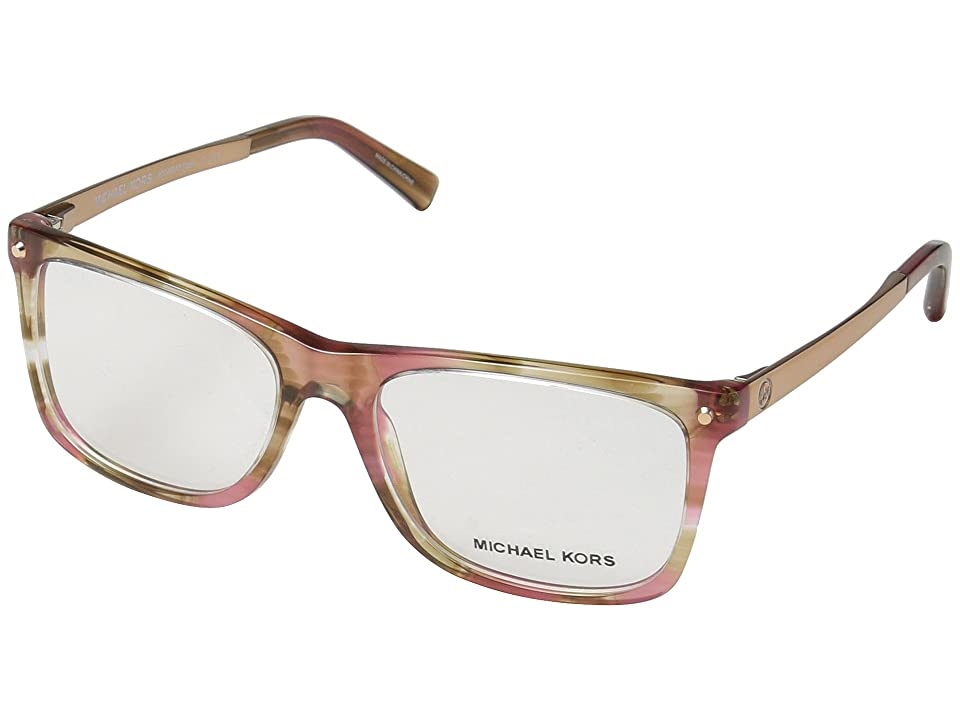 Michael Kors 0MK4040 (Pink Floral) Fashion Sunglasses, Michael Kors 0MK4040 (Black) Fashion Sunglasses