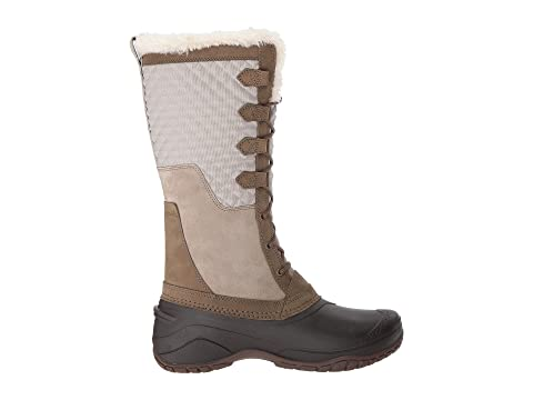 Buy Cheap Price Clearance Cheap Real The North Face Shellista III Tall Dune Beige/Demitasse Brown (Past Season) yv2fNK4y