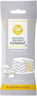 Wilton White Decorator Preferred Fondant Pack 4.4 oz.