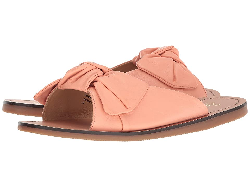 Seychelles Childlike Enthusiasm (Peach Leather) Women
