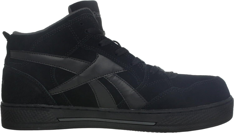 Reebok Work Mens Dayod RB1735 Athletic Hi-Top Safety Shoe