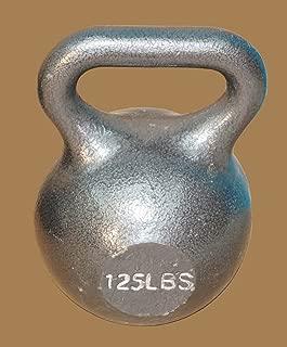 TDS 125 Lb. Wide Handle Kettlebell